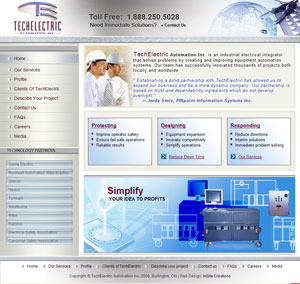 TechElectric Automation Inc company